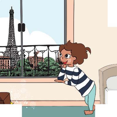 La boîte de Charlie - Tour Eiffel