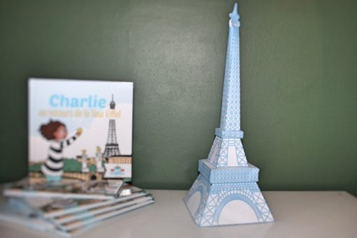Papertoy - La Tour Eiffel